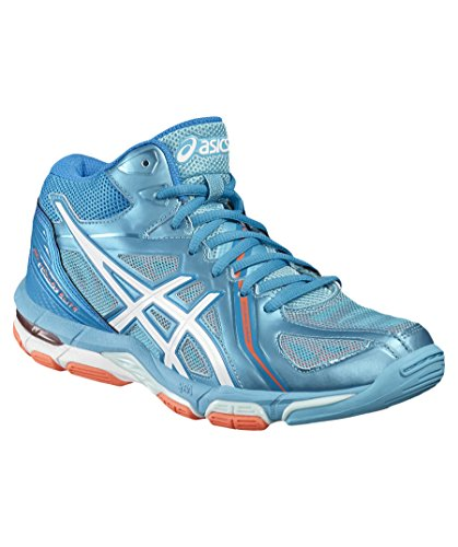 Azzurro ASICS W 3 MT W ELITE VOLLEY GEL ASICS GEL VOLLEY wqpc7qHv