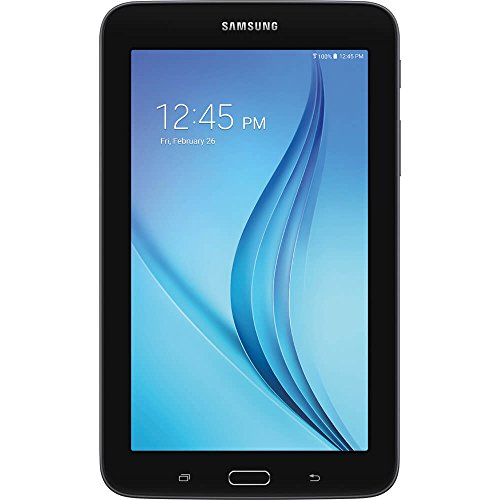 Samsung Galaxy Tab E Lite 7'; 8 GB Wifi Tablet (Black) SM-T113NYKAXAR