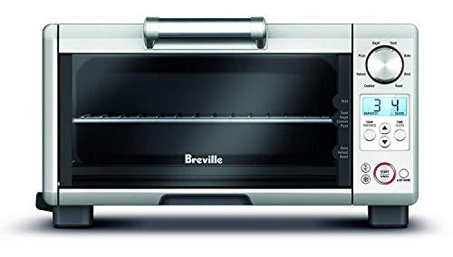 Breville the Mini Smart Oven 1800-Watt Compact Toaster Oven – BOV450XL