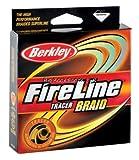 Berkley Fireline Braid 300 Yd Spool(30/8-Pound,Tracer), Outdoor Stuffs