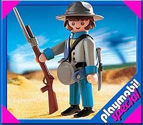 Playmobil Confederate Soldier Agatsuma 4622
