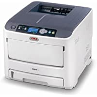 Okidata 91683203 C610dn - Laser Printer - Color - Laser - Color: 32 Ppm B/w: 34 Ppm - 1200 X 600