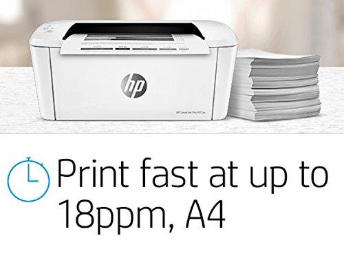 HP LaserJet Pro M28w Multi-Function Printer White