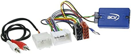 On Sony, ACV 42/4/MT 603//Steering Wheel Remote Control Adaptor LFB Mitsubishi Lancer CYO 2010