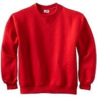 MJ Soffe Big Boys' Crew Sweatshirt