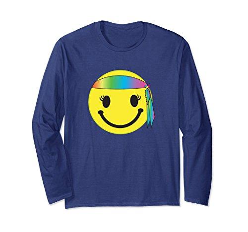 smiley face tye dye - 9