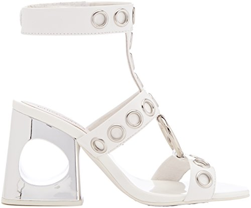 Jeffrey Campbell Women's 1-Bianka Open Toe Heels White (Leather Box White 001) discount wiki clearance great deals for sale very cheap official site online latest collections for sale 0a1pKWbE7N