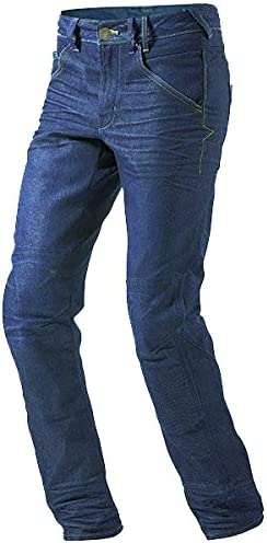 Black, W 42 L 34 JET Motorcycle Jeans Kevlar Safety Trousers Aramid Lined Jeans Armoured