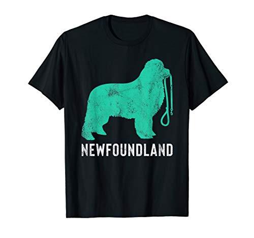 Cute Newfoundland Dog T-Shirt
