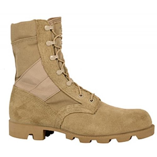 Desert Footwear (McRae Footwear Men's Hot Weather Desert Boot 4189,Desert Tan,US 9)