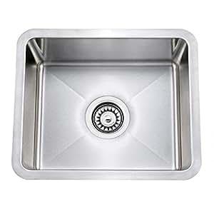 AV534 Single Bowl - Small Radius Sink