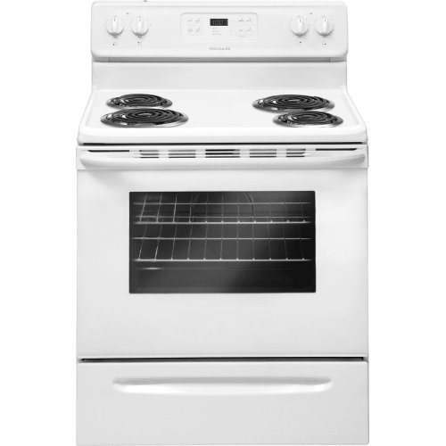 "Frigidaire FFEF3015PW 30"" Freestanding Electric Range Wit..."