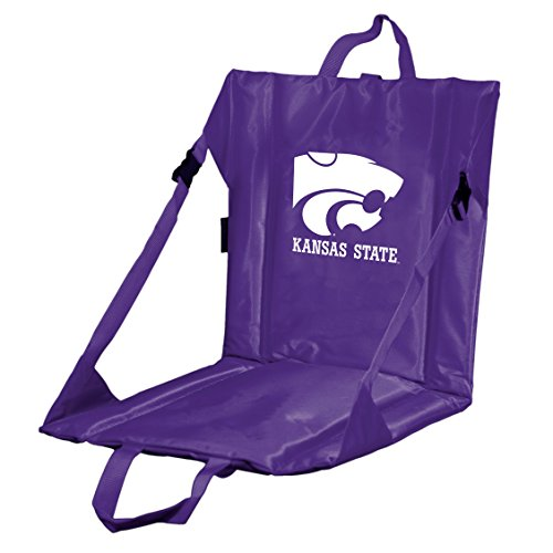 Logo Brands NCAA Kansas State Wildcats Stadium Seat