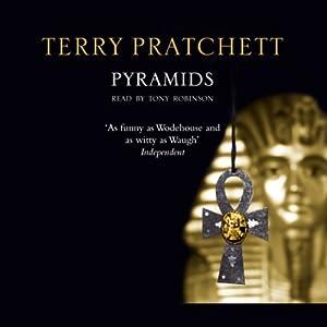 Pyramids Hörbuch