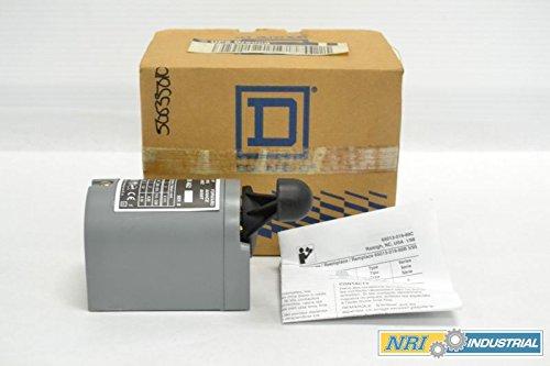 NEW SQUARE D 2601AG2 REVERSING DRUM SWITCH B 575V-AC 1-1/2HP B247784