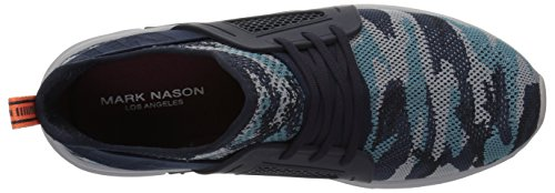 Marchio Nason Los Angeles Mens Boomtown Sneaker Camouflage