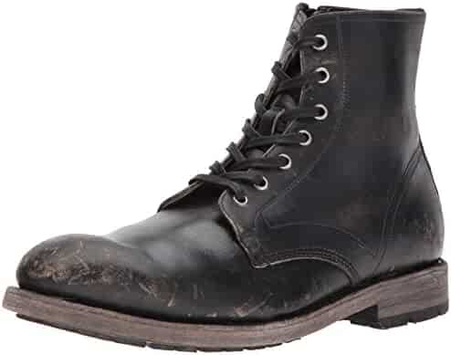 FRYE Men's Bowery Lace up Combat Boot
