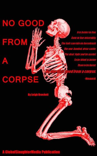 book cover of No Good From a Corpse