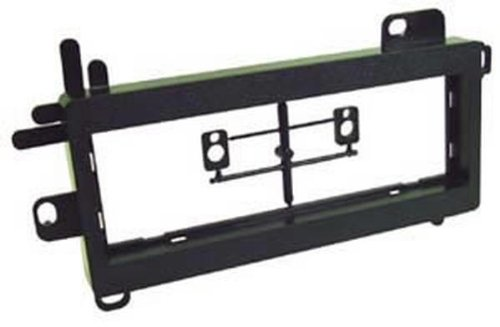 - Scosche CJ1282B Single DIN Installation Dash Kit for Select 1974-Up Chrysler/Dodge/Jeep Vehicles