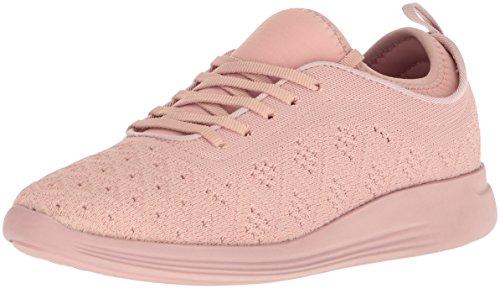 STEVEN by Steve Madden Women Traci Sneaker Blush