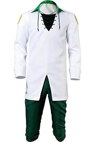 Mesodyn The Seven Deadly Sins Costume Meliodas Outfit Cosplay Large -