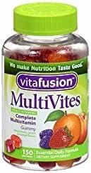 Vitafusion Multivite Gumm Size 150 C Vitafusion Multi Vites Complete Gummy Multi Vitamin 150 Ct