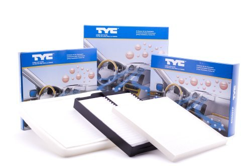 TYC Cabin Air Filter for FORD Escape (2001-2007), MAZDA Tribute (2001-2006), MERCURY Mariner (2005-2007) A8037P