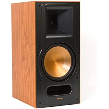 klipsch rb 81 reference ii two way bookshelf. Black Bedroom Furniture Sets. Home Design Ideas