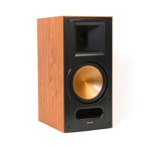 Klipsch RB-81 II Reference Series Two-Way Bookshelf Speaker – Cherry (Each)