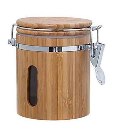bambus vorratsdose holz vorratsbehälter frischhaltedose ... - Vorratsbehälter Küche