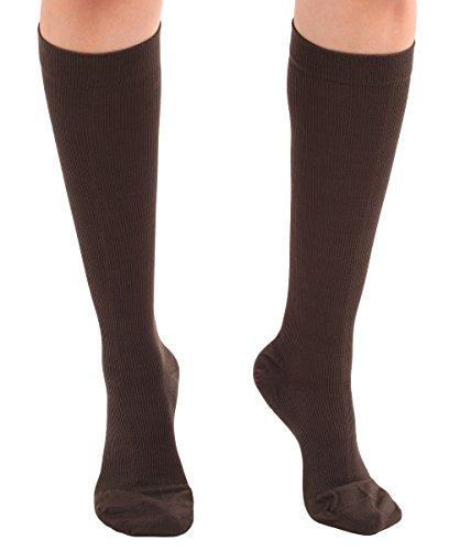 Cotton Compression Socks Graduated 20 30mmHg product image