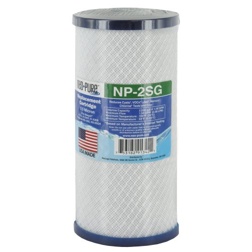 Seagull RS-2SG Water Filter Replacement Filter Neo-Pure NP-2SG by Neo-Pure