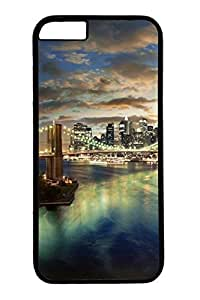 Brian114 City New York 25 Phone the Case For Sumsung Galaxy S4 I9500 Cover Black