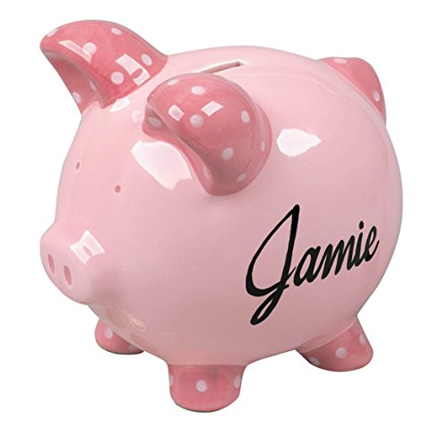 piggy bank personalized - 2