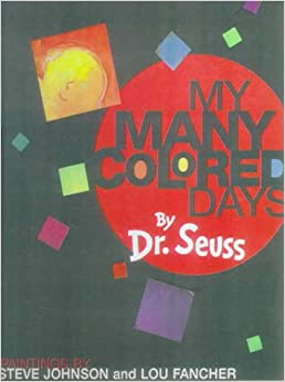 my many colored days coloring pages - my many colored days book cover coloring pages