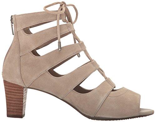 Audrina Vintage Damen Schuhe Suede Khaki Ghillie Kid Rockport Sw5aqBa