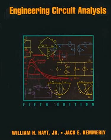 engineering circuit analysis william hart hayt, jack e kemmerly