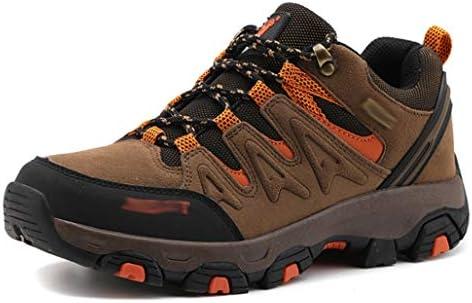トレッキングシューズ メンズ ローカット レディース ハイキングシューズ クライミングシューズ 登山靴 通気 アウトドアシューズ スポーツ 防滑 耐磨耗 軽量 キャンプ 男女兼用 大きめサイズ ウォーキング厚底