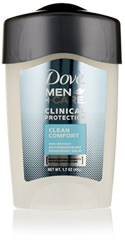 Dove Clinical Protection Perspirant Deodorant