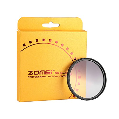 (ZoMei Slim GC-Gray Gradient Gray Neutral Density Filter - 55mm )