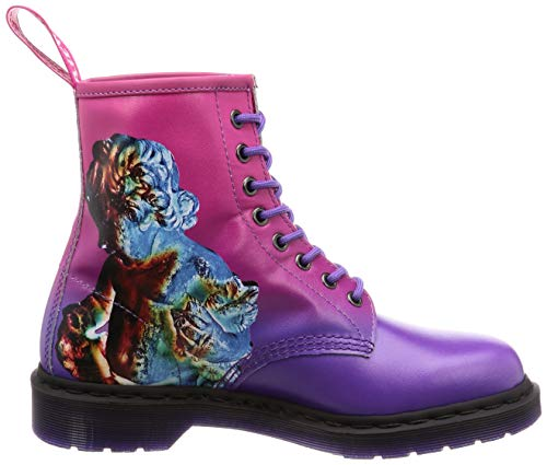 Violet Technique Bottes Backhand Order Dr White New 1460 Martens 4qnSttP6