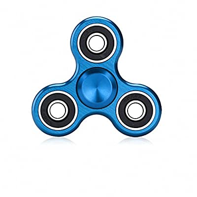CASOFU Tri-Spinner Fidget Spinner Toy Stress Reducer Ceramic Bearing - Perfect For ADD, ADHD, Anxiety, and Autism Adult Children