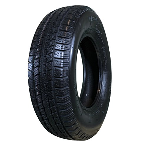 Provider ST205/75R14, Load Range C, 6 PLY Trailer Tire by Provider