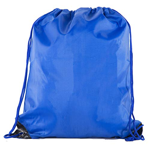 Mato & Hash Drawstring Bulk Bags Cinch Sacks Backpack Pull String Bags | 15 Colors | 1PK-100PK Available ()