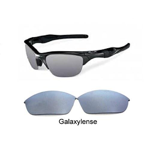 bda2b68b96 galaxylense Hombre Lentes De Repuesto Para Oakley Half Jacket 2.0 GAFAS DE  SOL POLARIZADAS TITANIO Mejor