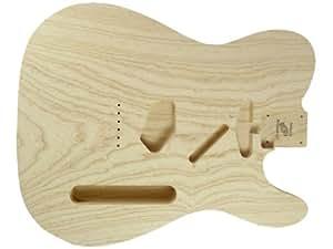 R&F Vintage 52 Design - Cuerpo de recambio para Fender Telecaster (1 piezas, madera de fresno)
