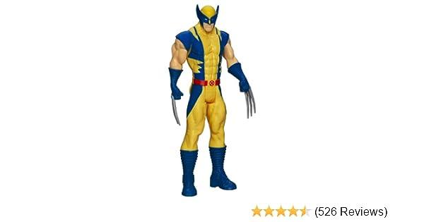 "Superhero X-Men Wolverine PVC Action Figure Collection 12/"" Toy Birthday Gift"