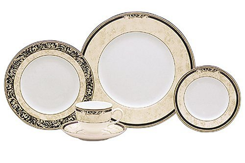 Wedgwood Cornucopia 5-Piece Dinnerware Place Setting, Service for 1 5 Piece Place Setting Rim