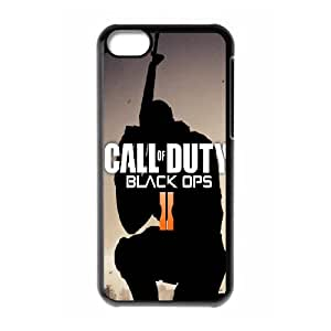 Generic Case Duty Black Ops For iPhone 5C Q2A2978571