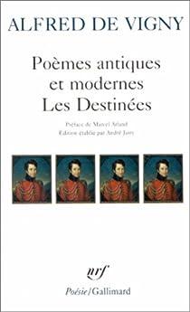 Poèmes antiques et modernes par Vigny